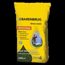 Barenbrug Water Saver 5 kg fűmag, a szárazságtűrő fűmagkeverék
