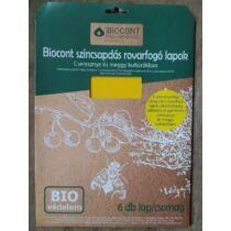 Biocont cseresznyelégy színcsapda A/4 5 db