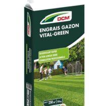DCM Vital Green tavaszi indító és fenntartó gyeptáp szerves anyaggal 10 kg