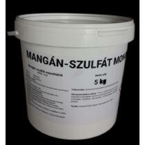 Mangán-szulfát 5 kg
