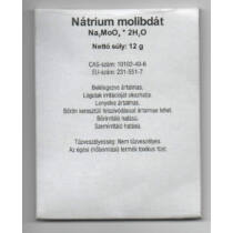 Nátrium-molibdenát 12 g
