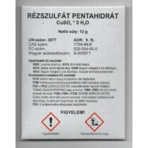 Réz-szulfát 12 gram