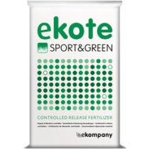 Ekote Sport&Green tavaszi gyeptrágya 2-3 hó 26-5-11+3Mg+M.e. 25 kg