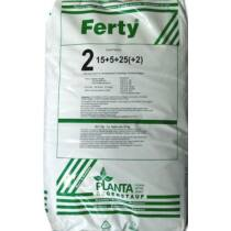FERTY 2 BLAU 15-5-25+2Mg+M.e. 25 kg
