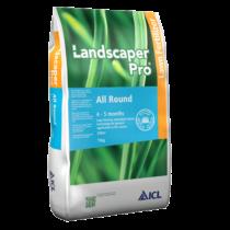 Landscaper Pro All Round 4-5 hó 23-5-10+2Mg 15 kg hosszú hatástartamú prémium gyepműtrágya