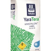 YaraTera Kristalon special 18-18-18+3Mg+M.e. 25 kg
