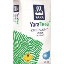 YaraTera Kristalon special 18-18-18+3Mg+M.e. 25 kg