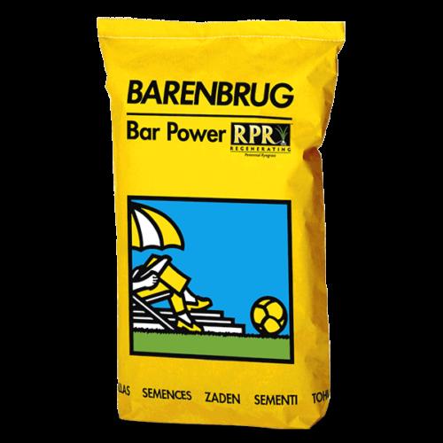 Barenbrug Bar Power RPR 15 kg fűmag, erős mint a vas