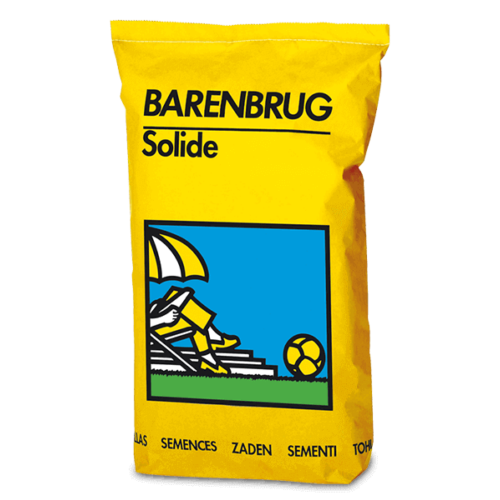 Barenbrug Solide Univerzális fűmag 15 kg fűmag, klasszikus dízspázsit