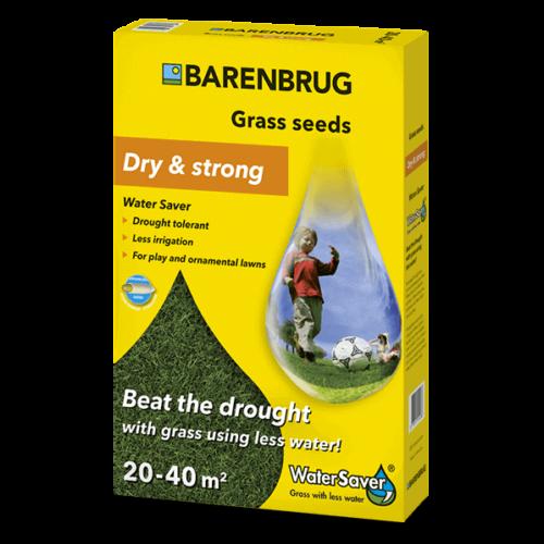 Barenbrug Water Saver 1 kg fűmag, a szárazságtűrő fűmagkeverék
