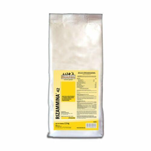 Rizammina termésnövelő 2,5 kg mikroelemes lombtrágya aminósav, humuszsav és algakivonattal