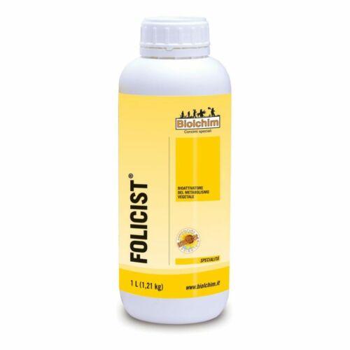 Folicist 1 liter egyöntetűbb virágzás, jobb terméskötődés, intenzív termésnövekedés
