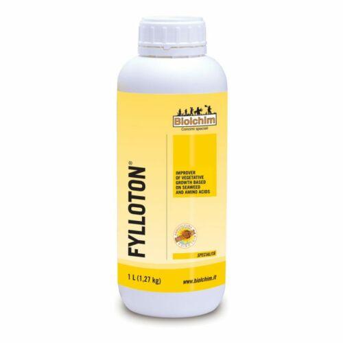 Fylloton 1 liter stresszoldó aminósavtartalmú biostimulátor algakivonattal
