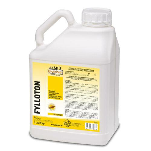 Fylloton 5 liter stresszoldó aminósavtartalmú biostimulátor algakivonattal