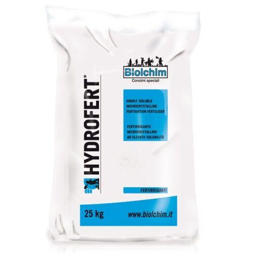 Hydrofert 15-5-30+3MgO 25 kg vízoldható komplex műtrágya