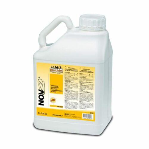 Nov@ 5 liter talajjavító, stresszoldó humusz és fulvósavtartalmú készítmény