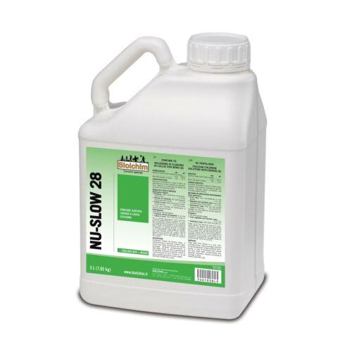 Nu-Slow 28 200 liter hosszú hatástartamú esőálló nitrogén készítmény