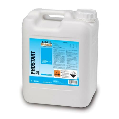 Phostart Zn 20 liter NP starter műtrágya oldat