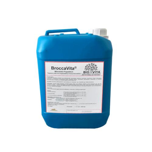 BroccaVita 5 liter lombtrágya
