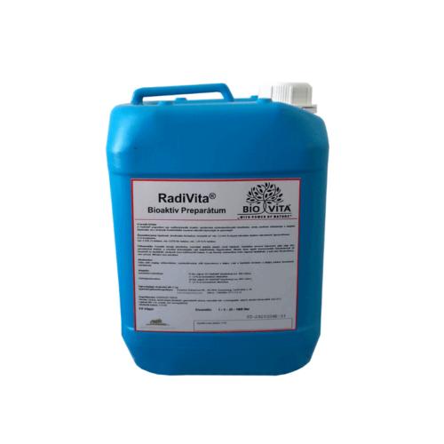 RadiVita 20 liter a talajlakó kártevők ellen
