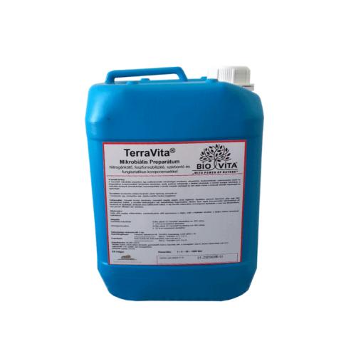 TerraVita 5 liter talajlakó kórokozók ellen