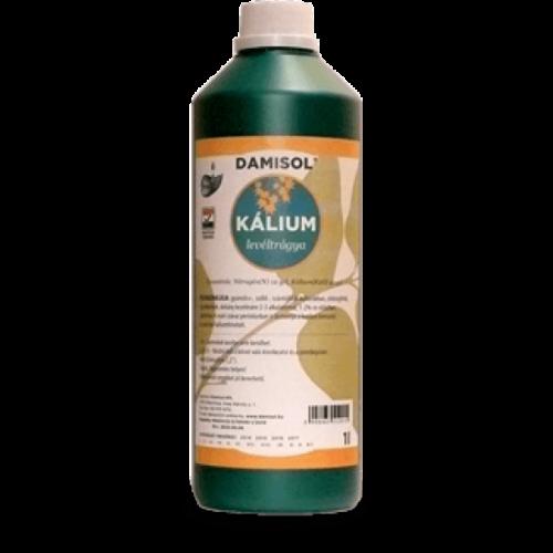 Damisol Kálium 5 liter Makroelem lombtrágya