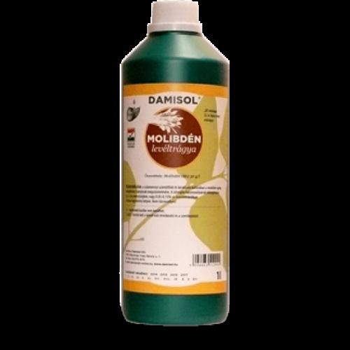 Damisol Molibdén 1 liter Mikroelem lombtrágya