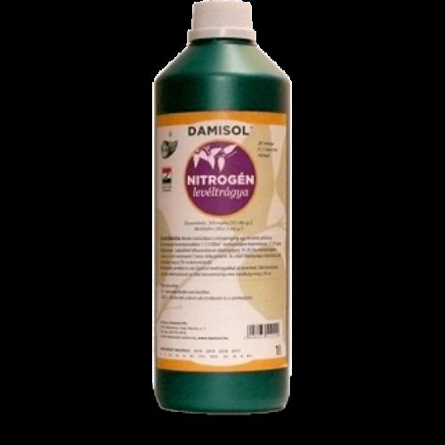 Damisol Nitrogén 1 liter Makroelem lombtrágya