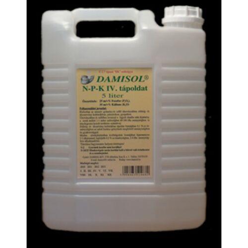 Damisol NPK IV. (0-25-30) 20 liter Makroelem lombtrágya
