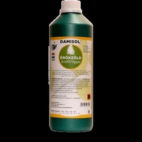 Damisol Örökzöld 1 liter Komplex lombtrágya