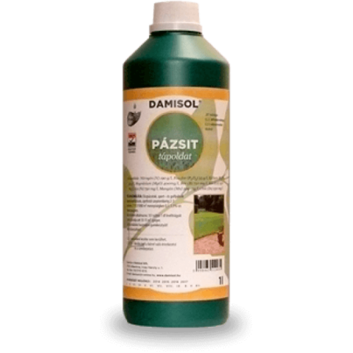 Damisol Pázsit 1 liter Komplex lombtrágya