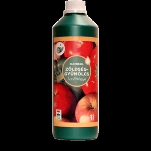 Damisol Zöldség-gyümölcs 1 liter Komplex lombtrágya