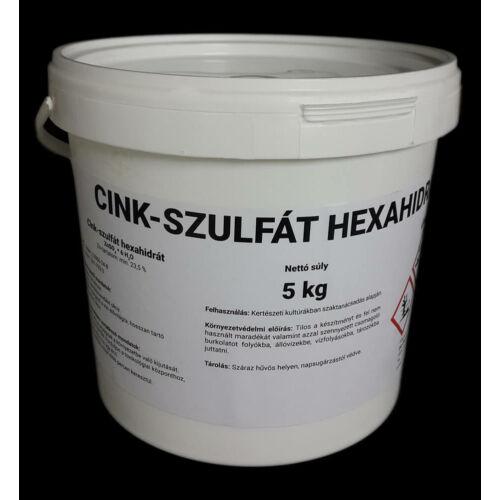 Cink-szulfát 5 kg mikroelem