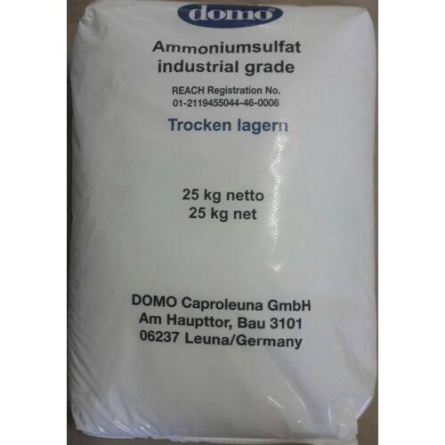 Ammónium-szulfát 25 kg vízoldható mono műtrágya