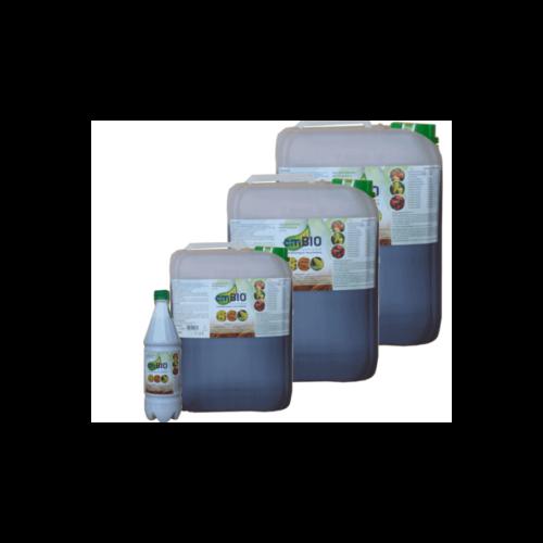 embio 20 liter, a talajoltó baktériumkészítmény