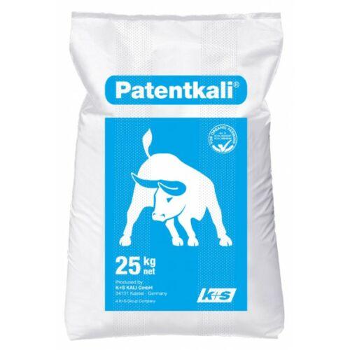 K+S patentkáli 25 kg alap műtrágya szulfátos káliumtartalommal és magnéziummal