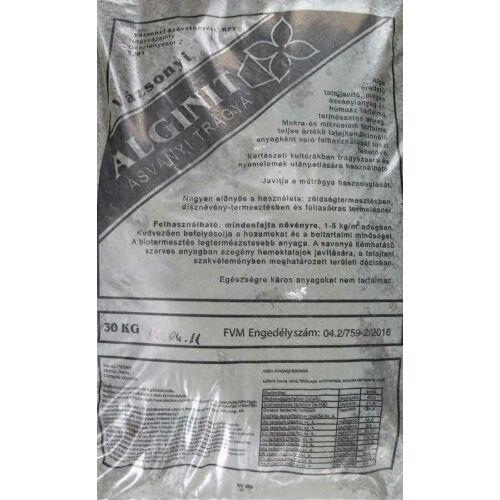 Nagyvázsonyi Alginit talajjavító készítmény 30 kg
