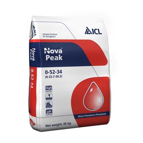 Nova monokálium-foszfát 25 kg vízoldható műtrágya