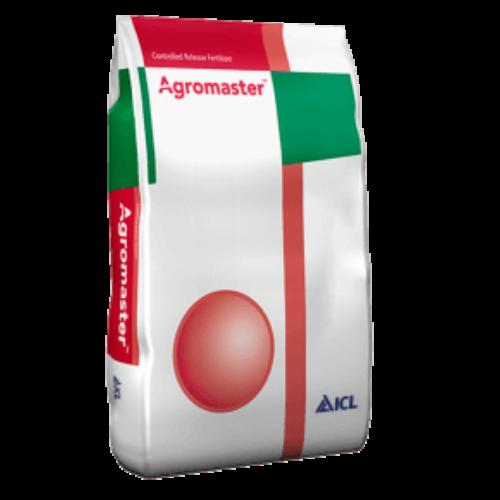 Agromaster 16-8-16 25 kg prémium alap- és gyepműtrágya