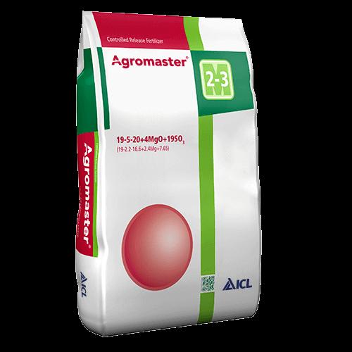 Agromaster 19-5-20 25 kg prémium alap- és gyepműtrágya