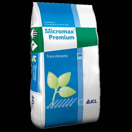 OSMOCOTE Micromax TE Prémium 18 hó 25 kg Dísznövény műtrágya