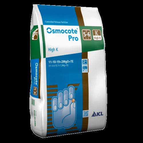 OSMOCOTE Pro 5-6K 11-10-19+2Mg 25 kg Dísznövény műtrágya