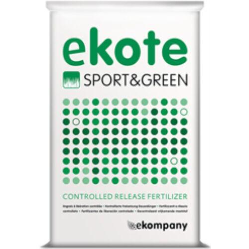 Ekote Sport&Green 2-3 hó 26-5-11+3Mg+M.e. 25 kg prémium tavaszi gyepműtrágya