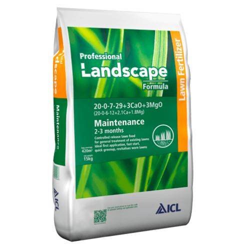 Landscaper Pro Maintanence 2-3 hó 26-5-10+M.e. 15 kg prémium tavaszi fenntartó gyepműtrágya