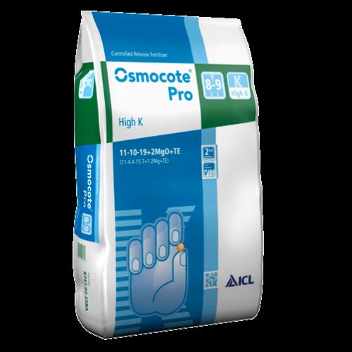 OSMOCOTE Pro 8-9K 11-10-19+2Mg 25 kg Dísznövény műtrágya