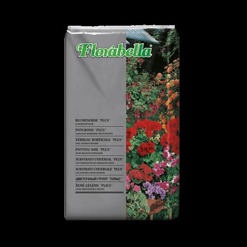 Florabella Plus 40 liter prémium német virágföld