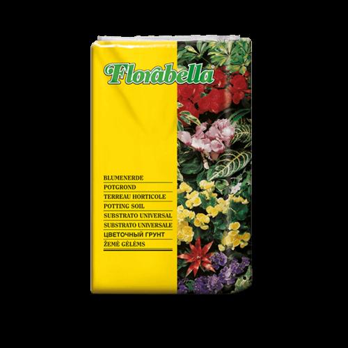 Florabella általános virágföld 40 liter prémium német virágföld