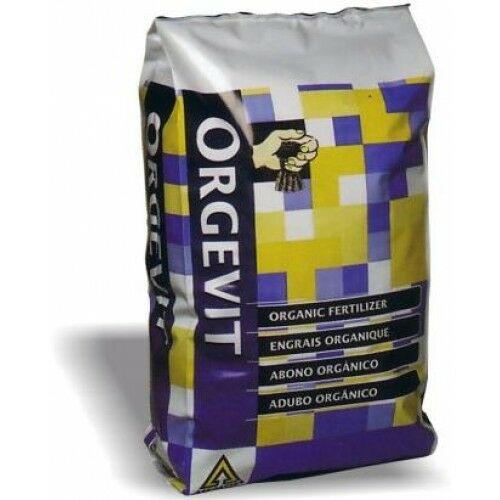 Orgevit 25 kg fermentált baromfitrágya granulátum