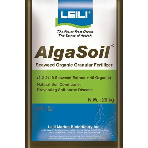 AlgaSoil 20 kg Makroelem lombtrágya