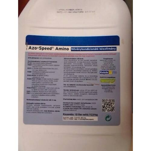 Azospeed Amino 10 liter Makroelem lombtrágya